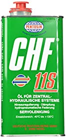Pentosin CHF 11S Synthetic Hydraulic Fluid - 1 Liter