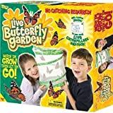 Insect Lore Live Butterfly Garden (age: 5 years and up)