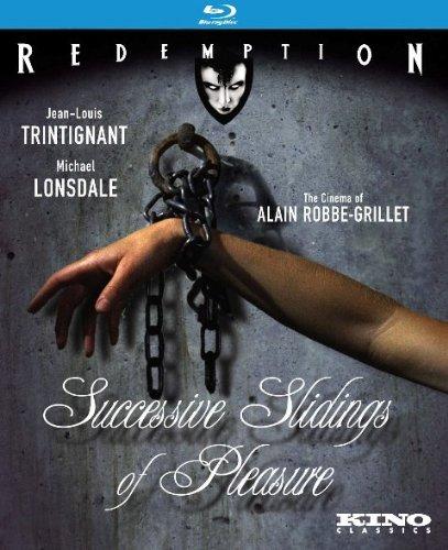 Robbe-Grillet: Successive Slidings of Pleasure [Blu-ray]