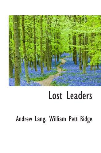 Lost Leaders