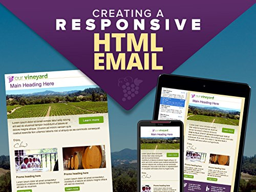 Creating a Responsive HTML Email - Season 1