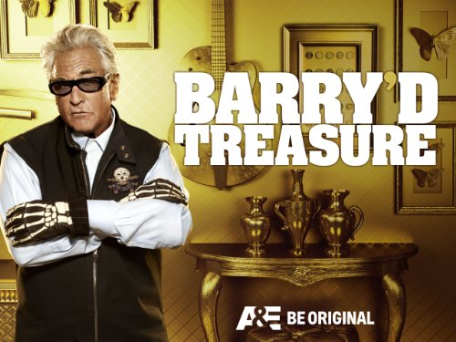 Barry'd Treasure Season 1