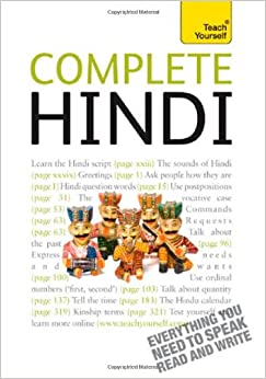 Complete Hindi: A Teach Yourself Guide (Teach Yourself