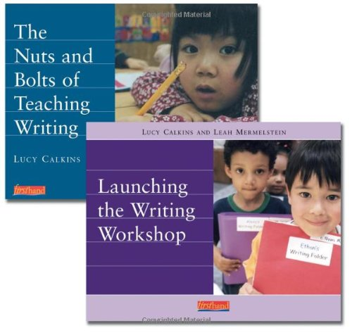 Launch a Primary Writing Workshop: Getting Started with...