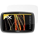 3 x atFoliX Schutzfolie TomTom GO 5000 (2013) Displayschutzfolie - FX-Antireflex blendfrei