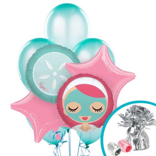 Little-Spa-Salon-Makeover-Party-Supplies-Balloon-Bouquet
