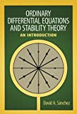 img - for Ordinary Differential Equations and Stability Theory: An Introduction (Dover Books on Mathematics) book / textbook / text book
