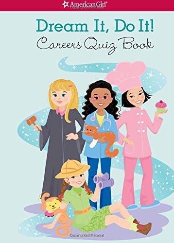 Dream It, Do It!: Careers Quiz Book PDF