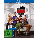 "The Big Bang Theory - Die komplette dritte Staffel [Blu-ray]von ""Johnny Galecki"""