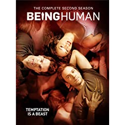Being Human: The Complete Second Season