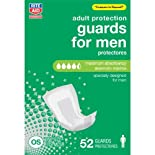 Rite Aid Guards for Men, 52 ea