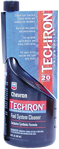 Fuel System Cleaner Chevron 65740 Techron Concentrate