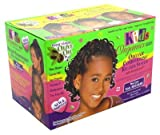 Africas Best Kids Organincs Relaxer - Regular Kit (Pack of 2)