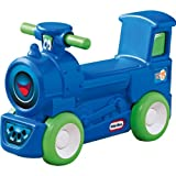 [HSB Bundle+] Little Tikes Sit n Roll Train with Accompanying Pack of 10 Child Safety Door Stoppers