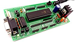 ATMEL 8051 Project Development Board with AT89S52 and MAX232 support AT89SXX,P89V51RD2,AT89CXX