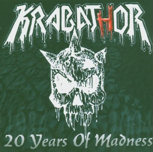 20 Years of Madness by Krabathor