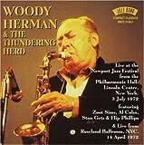 echange, troc Woody Herman, Thundering Herd - Live at Newport Jazz Fdstival 1972
