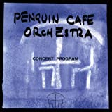 Concert Programm by Penguin Cafe Orchestra (1995-11-01)