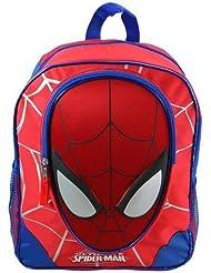 """Marvel Ultimate Spider-man 3D Large 16"""" Backpack"""