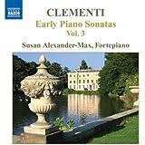 Clementi: Piano Sonatas (Sonatas in C/ F/ E Flat/ B Flat/ F)