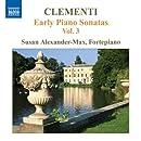 Early Piano Sonatas 3