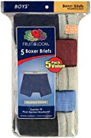 Fruit of the Loom Boys' Assorted Boxer Brief