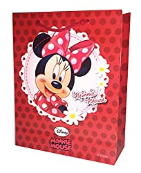 Untumble Minnie mouse themed Gift Bags (set of 10)