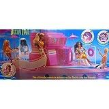Barbie DREAM BOAT Playset - Ultimate Seaside Adventure (1994)