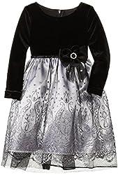 Good Lad Little Girls' Organza Dress
