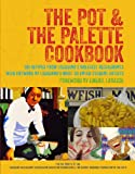img - for The Pot & The Palette Cookbook book / textbook / text book