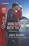 Image of How to Sleep with the Boss (The Kavanaghs of Silver Glen)