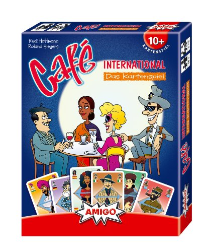 Caf� International (Kartenspiel)