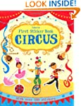 Circus (First Sticker Book)