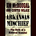Arkansas Mischief: The Birth of a National Scandal (       UNABRIDGED) by Jim McDougal, Curtis Wilkie Narrated by Lloyd James