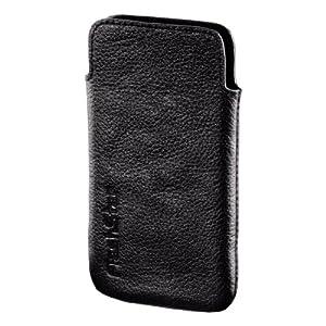 Flashstar Handytasche Ancona für Samsung GT-i9300 Galaxy S III (Echtleder) schwarz