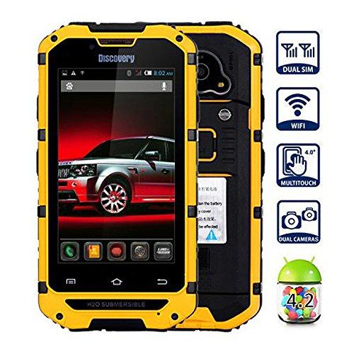 JIAKE V6 Android 42 Smartphone 40 inch Photo