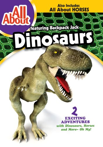 All About Dinosaurs [DVD] [Import]