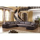 voll leder xxl wohnlandschaft ledergarnituren ledersofa sofa 5042 l4 b. Black Bedroom Furniture Sets. Home Design Ideas