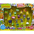MOSHI MONSTER ULTIMATE COLLECTION 20 SERIES 1 FIGURES - INCLUDING IGGY, MINI BEN, CLEO, ODDIE, SCAMP, GURGLE, GENERAL FUZUKI