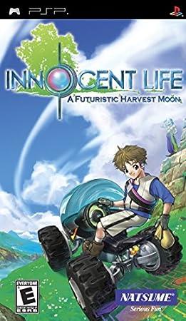 Innocent Life: A Future Harvest Moon - Sony PSP