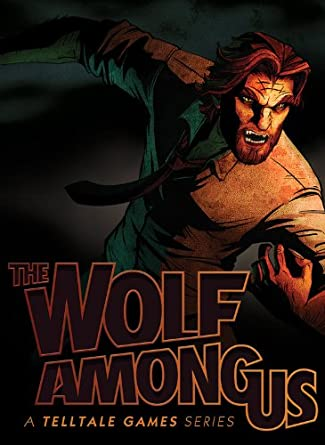 Wolf Among Us jacket