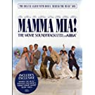 Mamma Mia! The Movie Soundtrack (Deluxe Packaging including A5 Hardback Book)