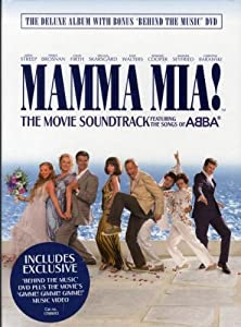 Mamma Mia - Edition deluxe (Inclus DVD)