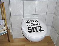 Wandtattoo No.UL218 Zweitwohnsitz Sprüche Zitate kurios Wohnen Zwei