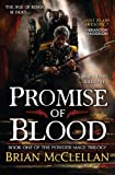 Promise of Blood (Powder Mage Trilogy Book 1)