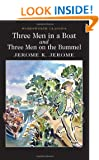 Three Men in a Boat & Three Men on a Bummel (Wordsworth Classics)