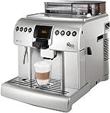 Saeco HD8930/01 Royal Kaffee-Vollautomat (1400 W, 15 Bar, 2,2 l, Eco-Modus) silber