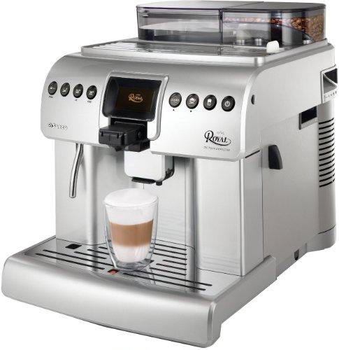 Saeco HD8930/01 Royal Kaffeevollautomat, 1400W, 15 Bar, 2,2l, Eco-Modus, silber thumbnail