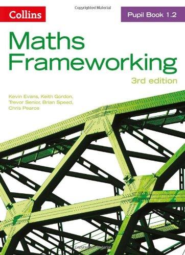 KS3 Maths Pupil Book 1.2 (Maths Frameworking)