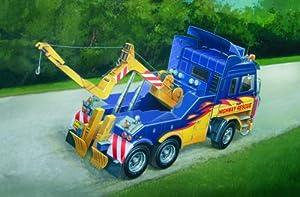 Scania 143R Wrecker Tow Truck 1/24 Italeri
